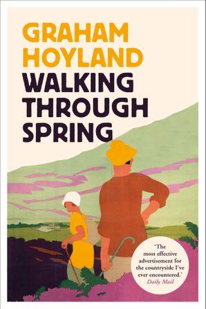 Walking through spring
