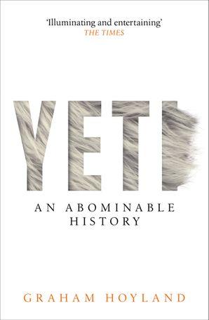 Yeti book