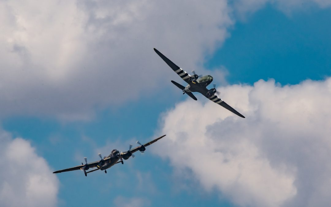 Which planes used the Merlin engine?