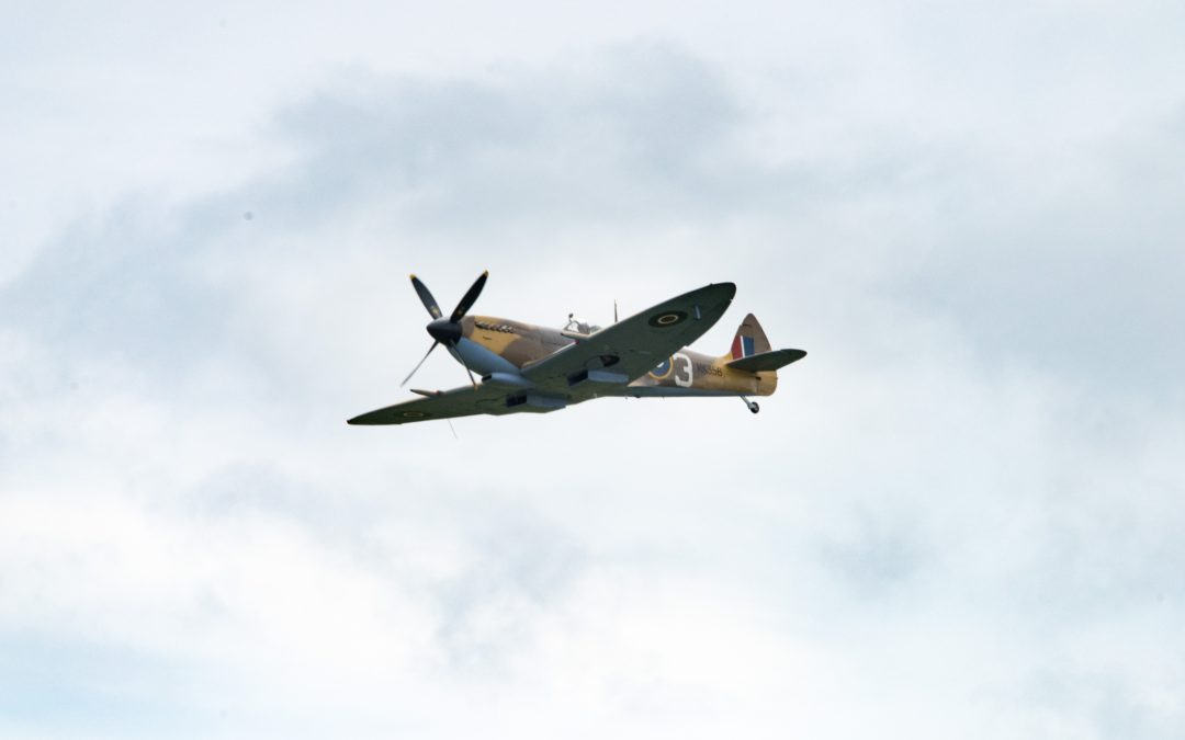 Can a Spitfire break the Sound Barrier?