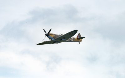 Can a Spitfire break the Sound Barrier?