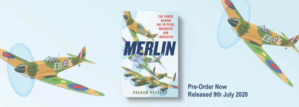 Merlin Engine Book